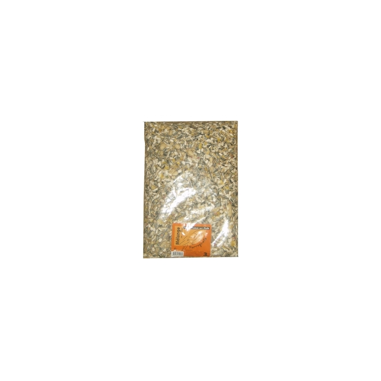 Mélange pour perroquet super premium aux fruits 3 kg 48270