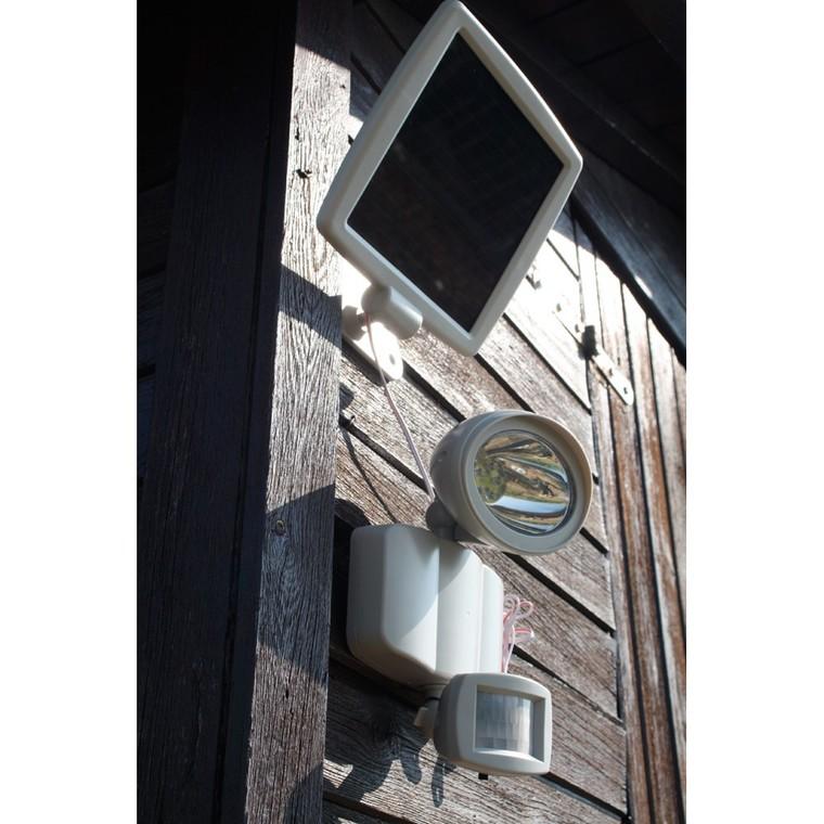 Lampe bienvenue avec détecteur 48358