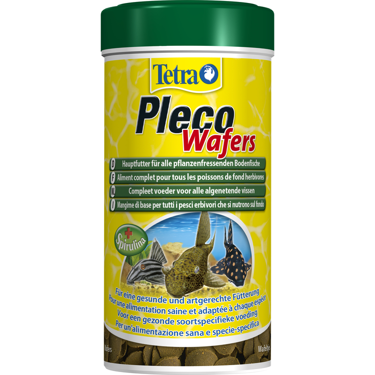 Tetra Pleco Wafers 250 ml 483596