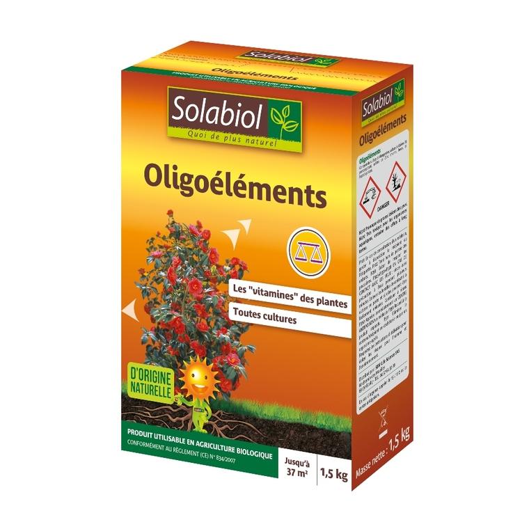 Engrais Oligo-éléments 1,5 kg 8,7x19,1x26,7 cm 484025