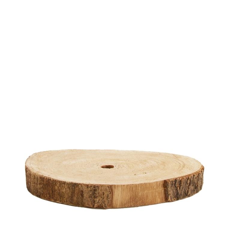Rondin en bois naturel 487252