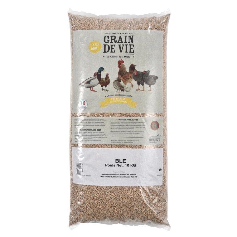 Alimentation volaille blé 10 kg 48989