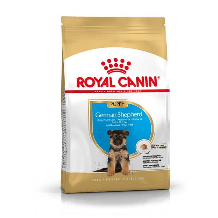 Croquette 3kg Berger Allemand junior Royal Canin