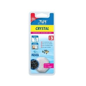 Recharge Filtre aquarium API Rena Crystal size 3 x1