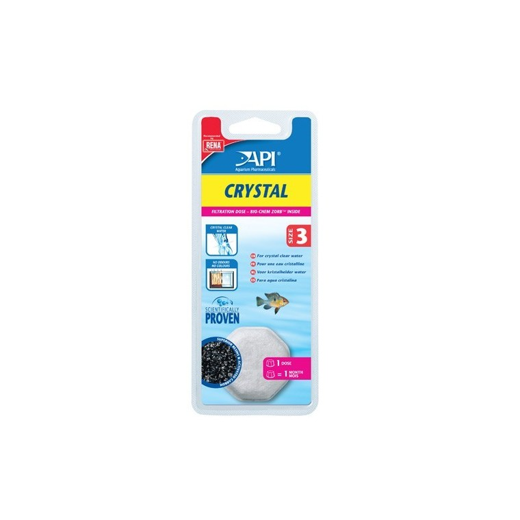 Recharge Filtre Rena Crystal taille 3 494741