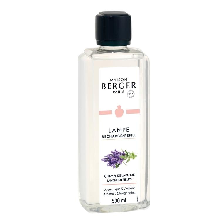 Parfum Chant de lavande pour Lampe Berger 500 ml