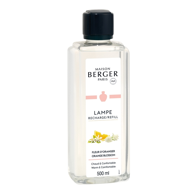 Parfum Fleur d'Oranger pour Lampe Berger 500 ml 49491