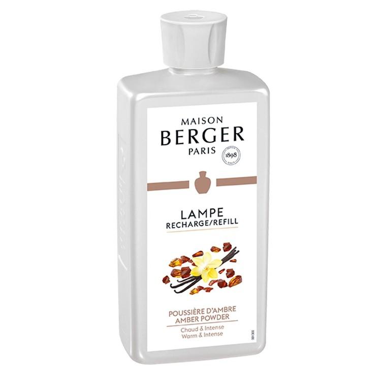 Parfum Poussière d'ambre pour Lampe Berger 500 ml 49503