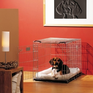 Cage transport chien Dog Residence 91cm Savic