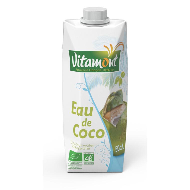 Eau de coco bio 50 cl 49899