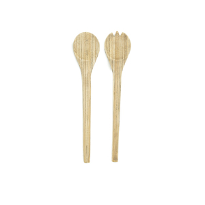 Couvert à salade Bambou 30x6 cm 501148