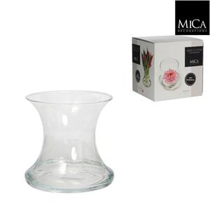 Vase tige verre Ø14,5xH14,5. M 50315
