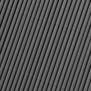 Canisse synthétique coloris gris 300 x 100 cm  504195