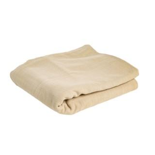 Nappe de table en lin et coton 150 x 250 cm 504255