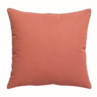 Coussin Mizo Papaye uni carré 45x45 cm 504387