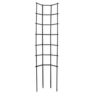Treillis Citadin à piquer Trapèze gris à petite maille 23,5x100 cm 504476