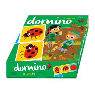 Domino Le Jardin Ma Boîte à Jeux 3 ans Éditions Lito 504722
