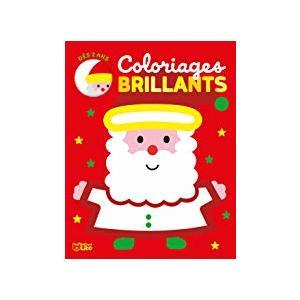 Coloriages brillants joyeux Noël éditions Lito 504734