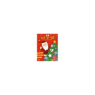 24 activités en attendant Noël éditions Lito 504735