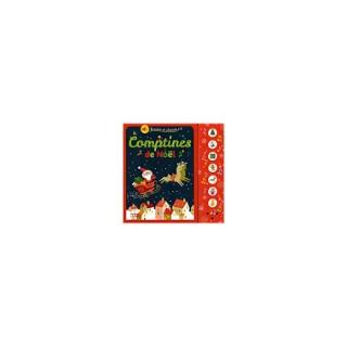 Écoute et chante les comptines de Noël éditions Lito 504746