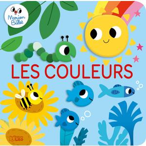 Les Couleurs Cartonnés Tout Petit Je Découvre 1 an Éditions Lito 504749