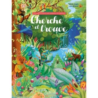 A la Découverte des Animaux du Monde Cherche et Trouve à la Découverte des Animaux du Monde 5 ans éditions Lito 504767