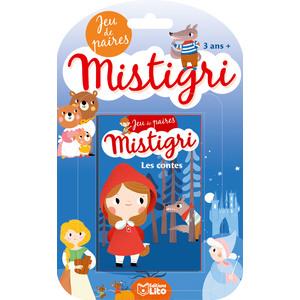 Jeu de Mistigri – Mistigri les Contes 4 ans éditions Lito 504769