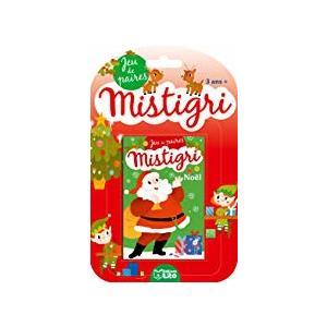 Jeu de mistrigri Noël des éditions Lito 504770
