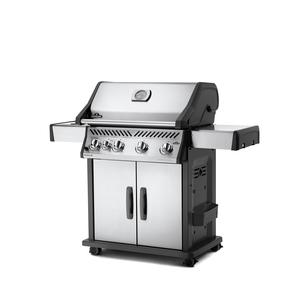 Barbecue à gaz Rogue 525 coloris gris 144 x 64 x 121 cm 504950