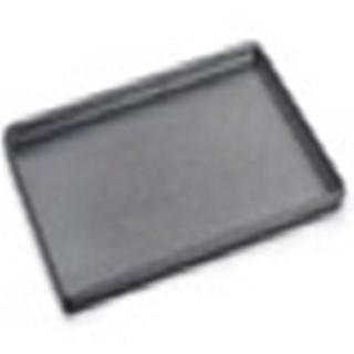 Plateau soucoupe pour potager modulable noir 46x46x3 cm 505042