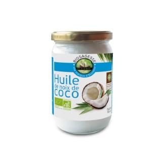 Huile de noix de coco Bio - 200 ml 50511