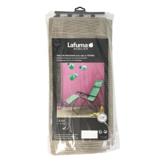 Kit de rechange Lafuma Futura Batyline Seigle pour fauteuil Relax Futura 506430