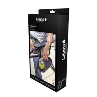 Tablette / Porte-gobelet Lafuma couleur Anthracite 506441