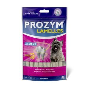Lamelles pour chien x 15 - sachet de 13 g 507307