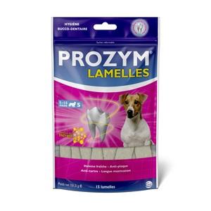Lamelles pour chien x 15 - sachet de 16 g 507314