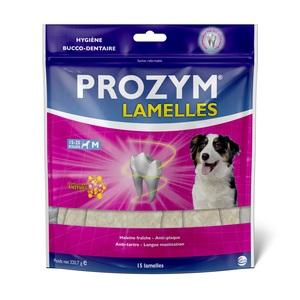 Lamelles pour chien x 15 - sachet de 37 g 507315