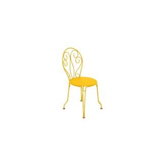 Chaise de jardin Montmartre Fermob couleur Miel 509264
