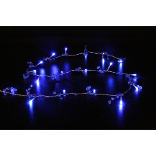 Guirlande lumineuse perles 2 m 51894