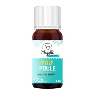 Pou'poule Magalli en flacon de 10 ml 523592