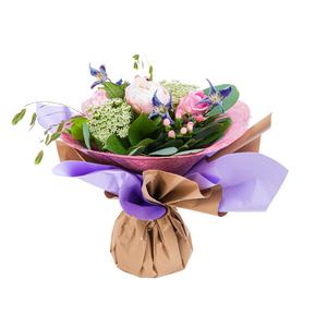 Bouquet bulle 18 tiges 523920