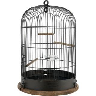 Cage pour oiseux retro lisette Ø 35 cm 523928