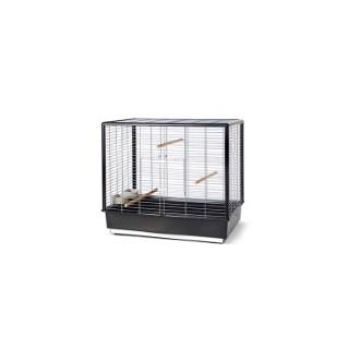 Cage pour perruches Noah Knock Down pliable 80x50x70cm 523929