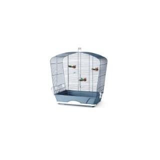 Cage louise 40 bleu stone 53x32xH55 cm 523931