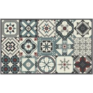 Paillasson St Rémy taupe coloris gris 97x58 cm 523966