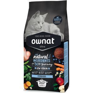 Ownat Classic Sterilized Cat. Le sac de 1,5 kg 524141