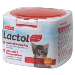 Lait maternisé pour chaton Lactol 250 g 526790