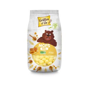 Mops miel bio en boîte de 300 g 527656