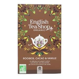 Rooibos cacao et vanille bio - 20 sachets 527952