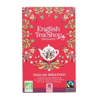 Thé English breakfast - 20 sachets 527960