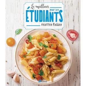 Le meilleur pour les étudiants – recettes faciles aux éditions Artemis 528050